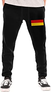 MWK@67 Men's Casual Sweatpants Flag of Germany Lightweight Joggers Pants Elastic Waist Pants