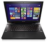 Lenovo Y50-70 Laptop Computer - 59440644 - Black: Web Special - 4th Generation Intel Core i7-4720HQ (2.60GHz 1600MHz 6MB)