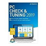 MAGIX PC Check & Tuning – Version 2019 – Macht Ihren PC: Schneller. Stabiler. Geräumiger. |...