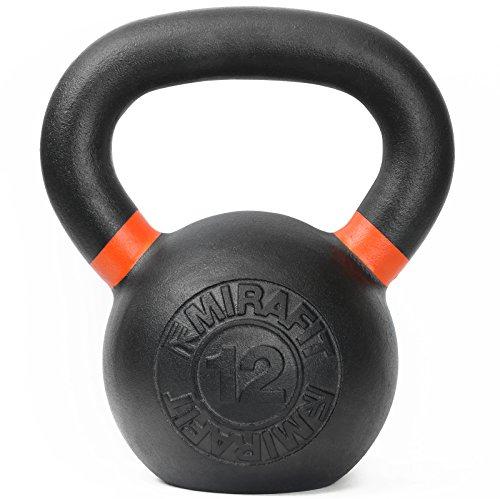Mirafit Cast Iron Kettlebell - Choice of Weight