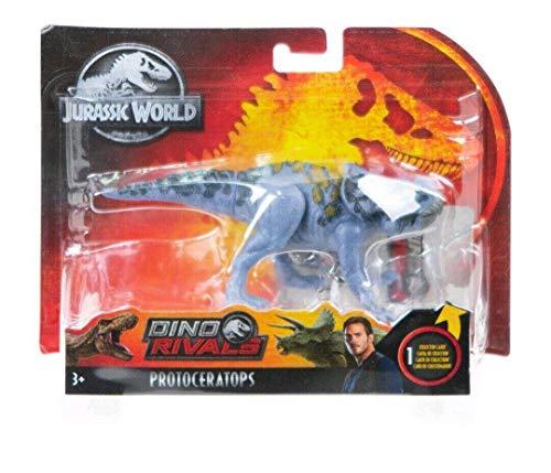 NEW SEALED 2018 Jurassic World Dino Rivals Protoceratops Action Figure - Movie Figurines