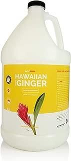 Bark 2 Basics Hawaiian White Ginger Dog Shampoo, 1 Gallon