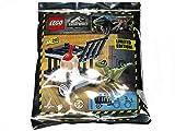 Blue Ocean LEGO Jurassic World Baby Dino Paquete de papel de aluminio para transporte 122010 (empaquetado)