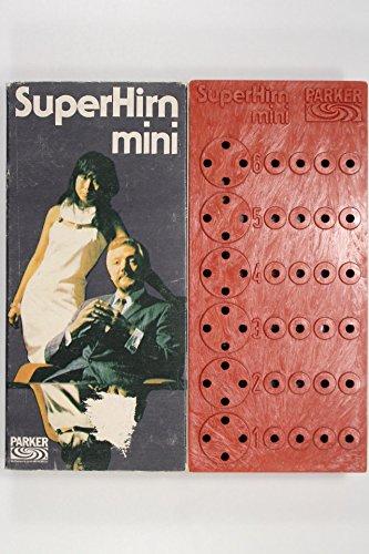 Mastermind / Superhirn mini, pocket - Spielspass für Unterwegs