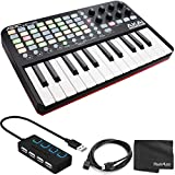 Akai Professional APC Key 25   Ableton Performance Controller with Keyboard, VIP Software Download...