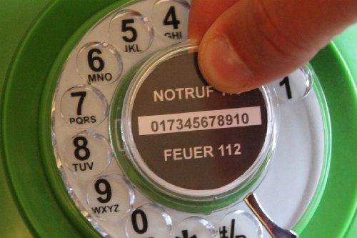 Retro Style Telefon - 7