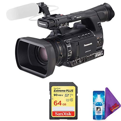 Best Deals! Panasonic AG-AC160 AVCCAM HD Handheld Camcorder + Pro Memory Card