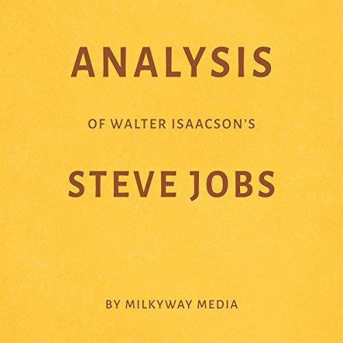 Analysis of Walter Isaacson's Steve Jobs Titelbild