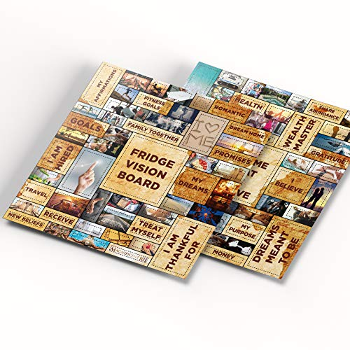 Use The Power of Intention and Visualization to Achieve Your Dreams Magnificent Vision Board Kit Money Edition Create a Vision for Your Dream Life