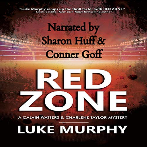 Red Zone Audiobook By Luke Murphy cover art