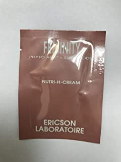 2pcs x Paris ERICSON LABORATOIRE Feminity NUTRI-HORMONE CREAM 2ml Sample