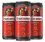 Cruzcampo Especial cerveza pack 24 latas 33cl - 7920 ml