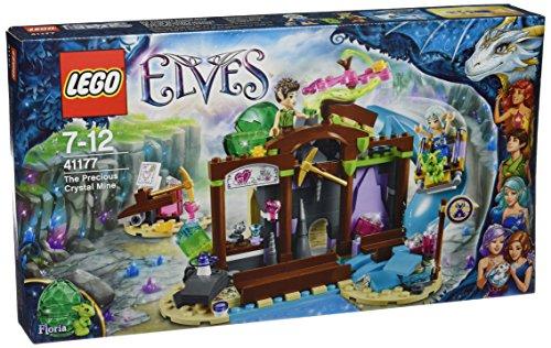 LEGO 41177 - Set Costruzioni Elves la Miniera dei Cristalli Preziosi