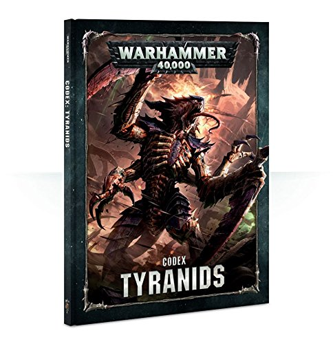 Warhammer 40.000: Codex Tyranids (HC, deutsch, 8. Edition)