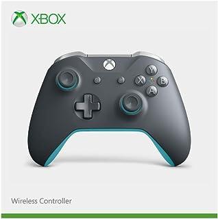 Xbox ワイヤレス コントローラー (グレー/ブルー)