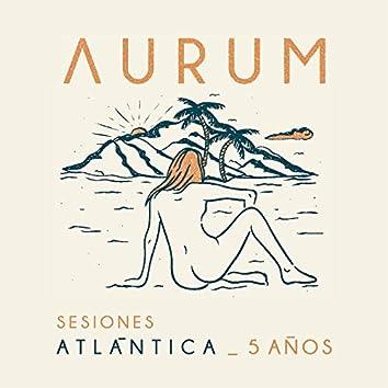 Sesiones Atlántica 5 Años