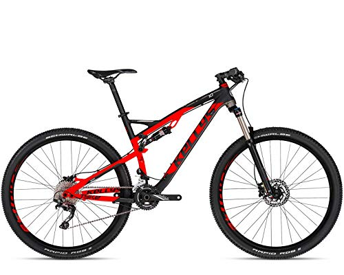 Kellys Bicycles Tyke 10 (27.5') (M, Noir & Rouge)