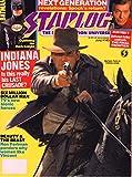 Starlog Magazine The Sci Fi Comics: June 1989
