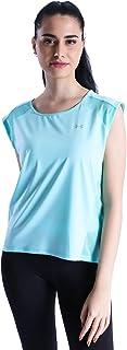 Under Armour Armour Sport Cap Sleeve For Women - Green M