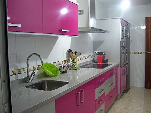 Vinilo Pegatina Muebles de Cocina, PVC...