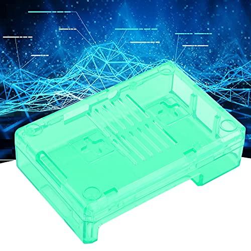 Estuche Protector para Raspberry Pi, Carcasa de Larga Vida útil para Raspberry Pi para Raspberry Pi 3B / 3B +(Green)