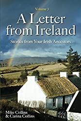 A letter from Ireland book cover