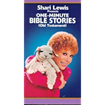 Minute Bible Stories: Old Testament [VHS]
