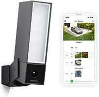 Netatmo Smarte Überwachungskamera Außen, Wlan, Integrierte Beleuchtung , Bewegungserkennung, Nachtsicht, Ohne...