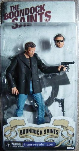 Boondock Saints Connor (Spiked Hair) Action Figure