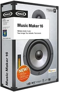 Best magix music maker 16 Reviews