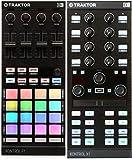 Native Instruments Traktor Kontrol F1 Remix Deck Controller + Native Instruments Traktor Kontrol X1 DJ Controller Value