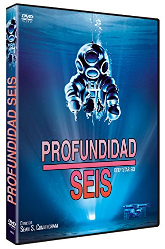 Profundidad Seis  DVD 1989 Deep Star Six
