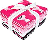 Original Barbie 15 Fat Quarters Riley Blake Designs FQ-9730-15