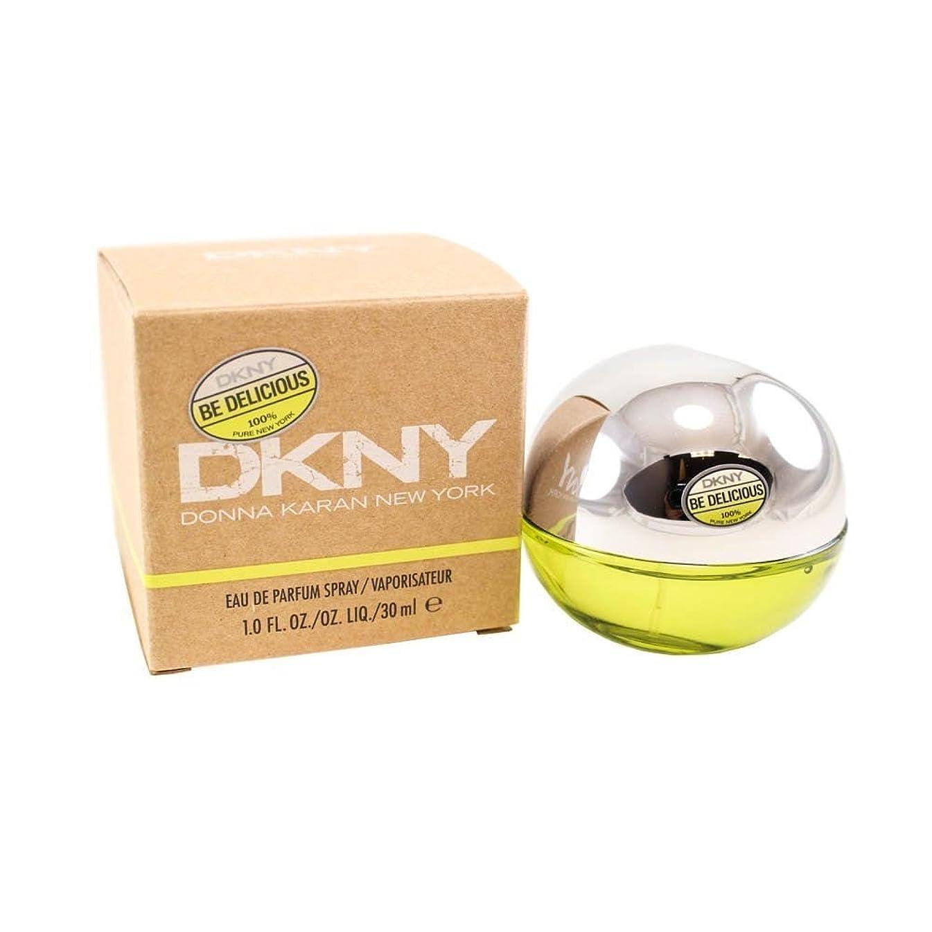 計算可能どこか非武装化DKNY ビーデリシャスオードパルファムスプレー 30ml/1oz
