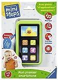Ravensburger–Ministeps–04709–Mein erstes Smartphone–für Kleinkinder