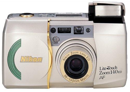 Nikon Lite Touch 140 ED/QD Zoom Date 35mm Camera
