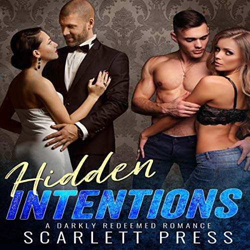 Hidden Intentions audiobook cover art