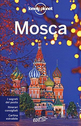 Mosca. Con cartina