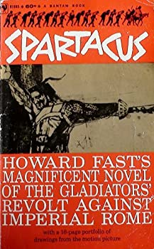 Mass Market Paperback Spartacus Book
