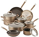 Circulon Premier Professional 13-piece Hard-anodized Cookware Set...