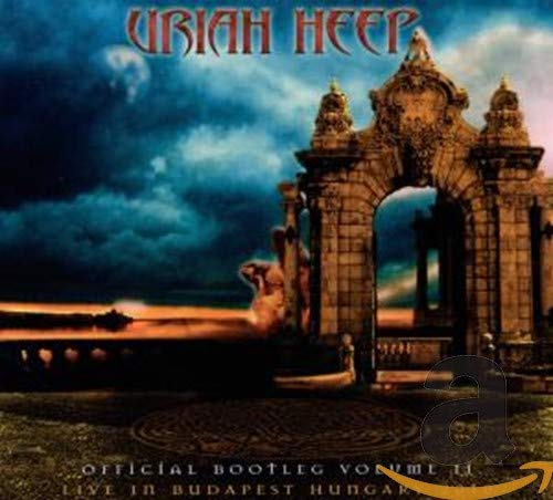 Official Bootleg Volume II: Live in Budapest Hungary 2010