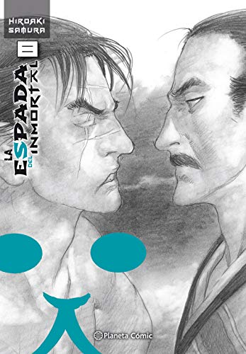 La espada del Inmortal Kanzenban nº 08/15 (Manga Seinen)