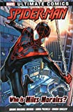 Ultimate Comics Spider-man: Who Is Miles Morales?: Deluxe Hard Cover...