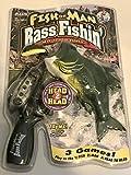 Fish or Man Bass Fishing by Radica Games
