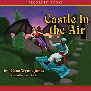 Castle in the Air audiobook cover art