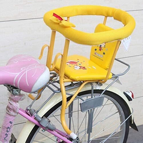 Fiets kinderzitje Fietskinderzitje for achter for tweeërlei gebruik met Seat Belt baby Seat draagvermogen tot 15 kg veiligheidszitjes