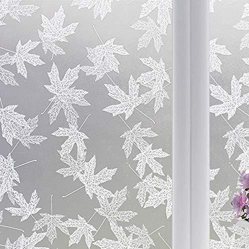 Klebefolie Milchglasfolie 60 * 200Cm Badezimmerfenster Selbstklebender Aufkleberdruck Glasfolie Papieraufkleberfolien Wohnzimmerdekoration-C2