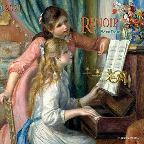 Auguste Renoir - La Vie en Roset 2021: Kalender 2021 (Tushita Fine Arts)