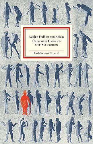 Über den Umgang mit Menschen: Eine Auswahl (Insel-Bücherei)