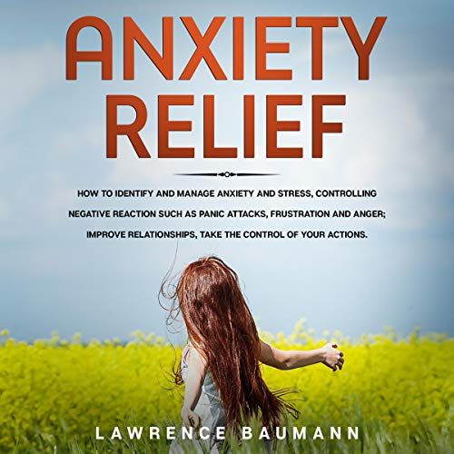 Anxiety Relief cover art
